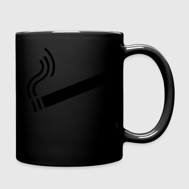 smoke - Full Colour Mug