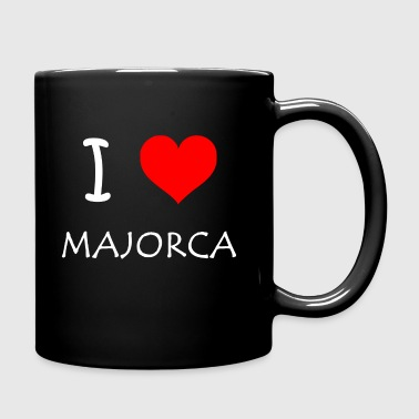 I Love Majorca - Full Colour Mug