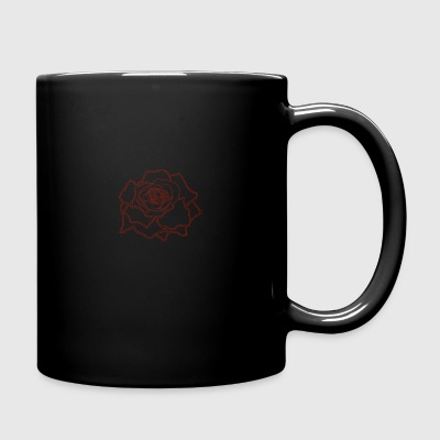 rose - Full Colour Mug