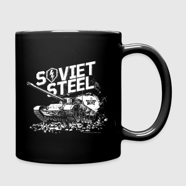 World Of Tanks Blitz Soviet Steel - Full Colour Mug