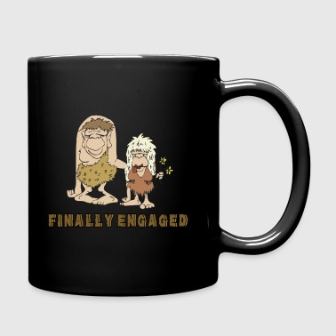 Finally Engaged - Full Colour Mug