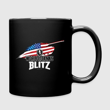 WoT - Blitz American Hero - Full Colour Mug