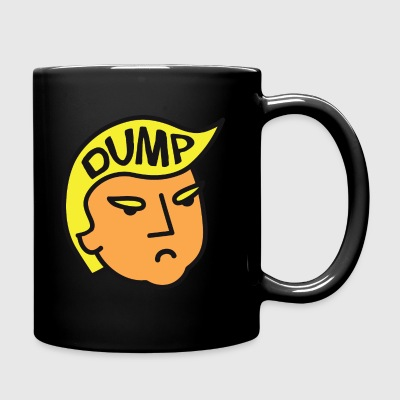 dump Trump - Full Colour Mug