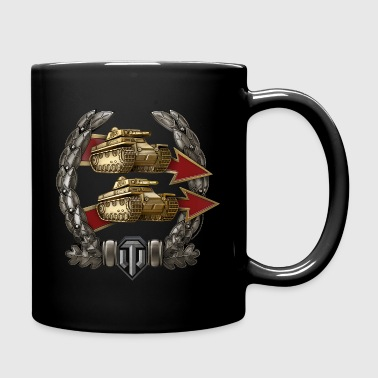 World of Tanks Podderjka Medal mug - Ensfarget kopp