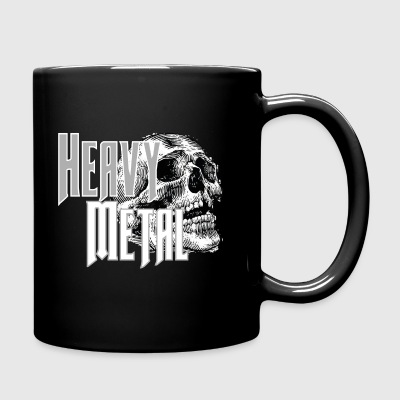 Heavy metal - Tasse en couleur