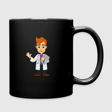 Doctor Doctor Hospital - Full Colour Mug