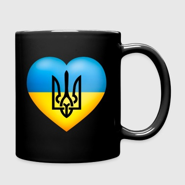 Україна / Ukraine flag - Full Colour Mug
