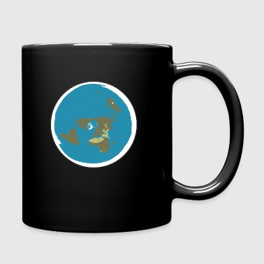 map - Full Colour Mug
