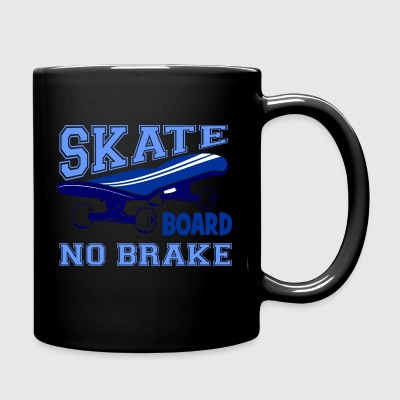 tshirt-skate4 - Full Colour Mug