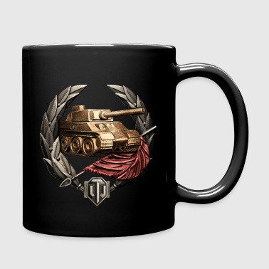 World of Tanks Invader Medal mug - Ensfarget kopp