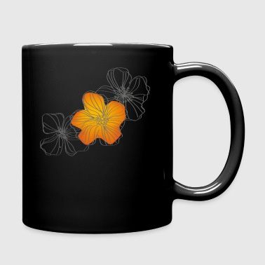Flowers - Full Colour Mug