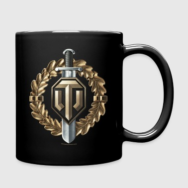 World of Tanks Voin Medal mug - Ensfarget kopp