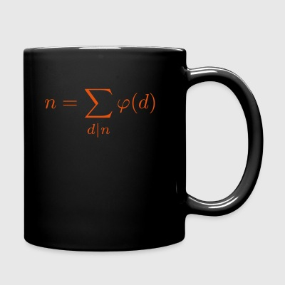 Euler phi - Full Colour Mug