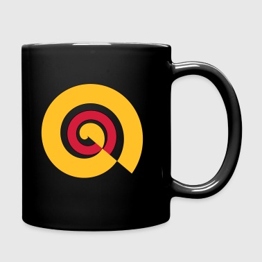 BRSpirals - Full Colour Mug