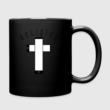 RELIGION - Taza de un color