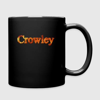 Crowley - Tasse en couleur