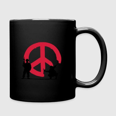 peace not war - Full Colour Mug