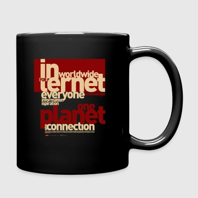 Internet-1 - Full Colour Mug