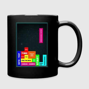 tetris - Full Colour Mug