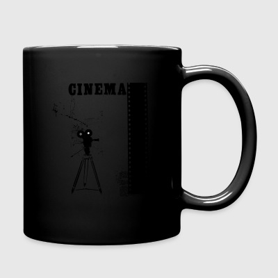 CINEMA - Full Colour Mug