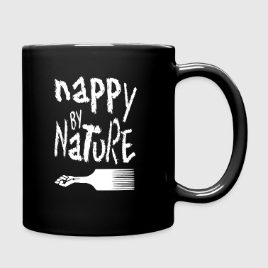 Nappy By Nature - Enfärgad mugg