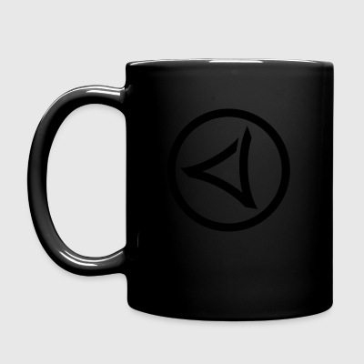 LOGO-VIRUS-RECORDS-IN-CYCLE - Full Colour Mug