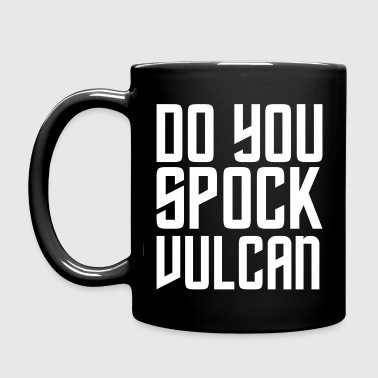 Do you Spock Vulcan ? - Mug uni