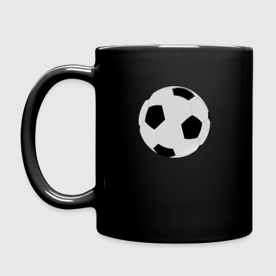 le football tasses - Tasse en couleur