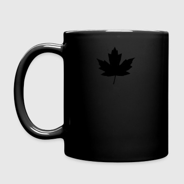 maple leaf - Full Colour Mug