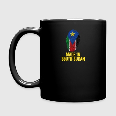 Made In South Sudan / South Sudan - Full Colour Mug