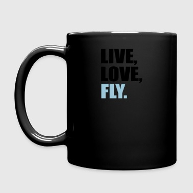 fly - Full Colour Mug