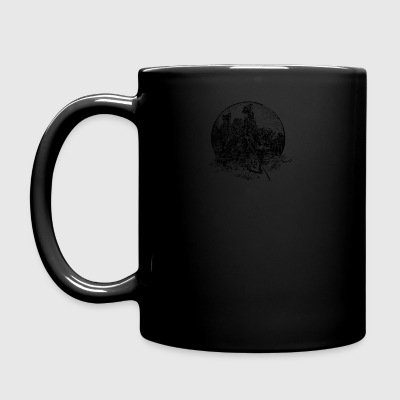 Knight knight - Full Colour Mug
