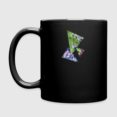 Magnolia color - Full Colour Mug