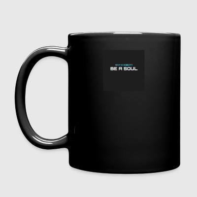 Why a robot? BE IN SOUL - Full Colour Mug