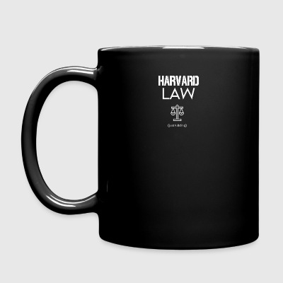 Harvard Law - Tasse en couleur