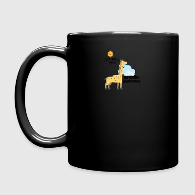 How is weather up here - Full Colour Mug