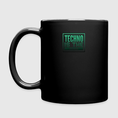 TECHNO - Full Colour Mug