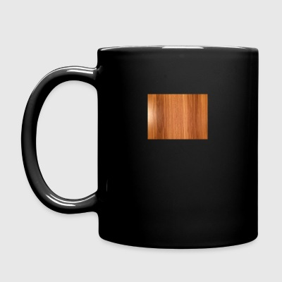 wood_life - Tasse en couleur
