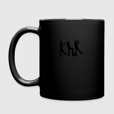 Knut haut Reiner KhR Band - Full Colour Mug