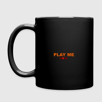 Play me - Full Colour Mug