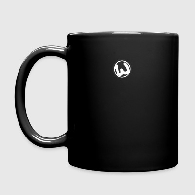 Logo wooshy - Taza de un color