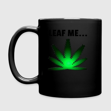 Leaf me - Full Colour Mug