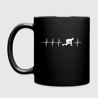 I love sprint (sprint heartbeat) - Full Colour Mug