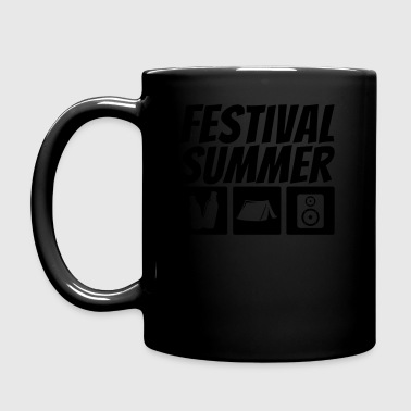 Festival Summer - Full Colour Mug
