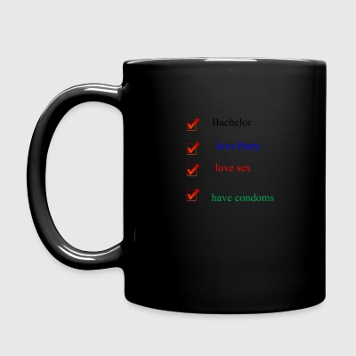 safety_first - Tasse en couleur