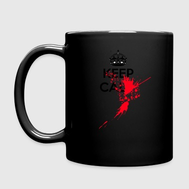 Keep calm serial killer - Full Colour Mug