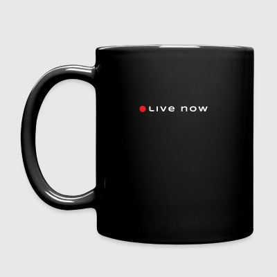 Start Living Now - Full Colour Mug
