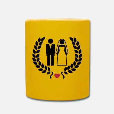Wedding Couple Wedding couple - Hochzeitspaar - Mug