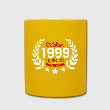 Authentic & Individual since October 1999 - Full Colour Mug