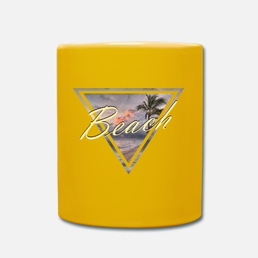 Beach Beach - Full Colour Mug